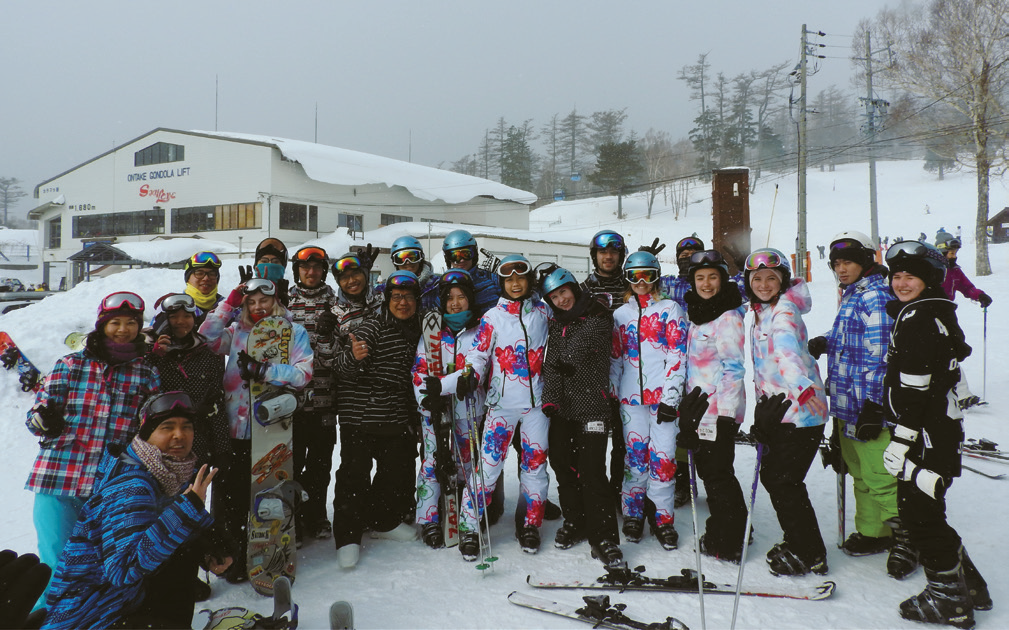 Cultural experience - Annual Event - Ski