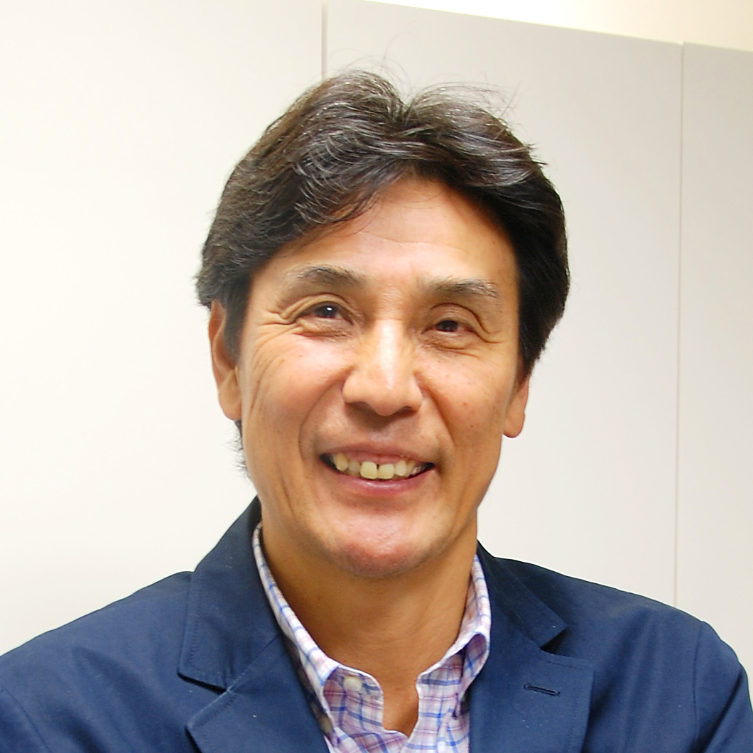 School staff - Hideo Kurita - Principal